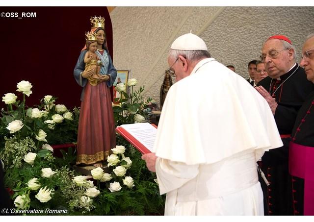 Papa Francisco e a Minoria Cigana