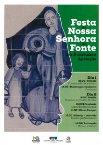 FESTA DE NOSSA SENHORA DA FONTE